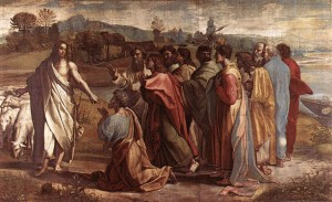 Raphael, Christ's Charge to St. Peter